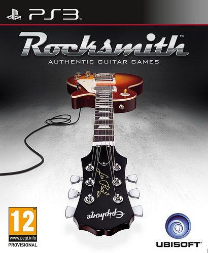 Preparatevi a suonare una vera chitarra con la vostra PS3: ecco a voi Rocksmith!
