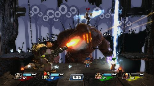 Presentazione di PlayStation All-Stars Battle Royale