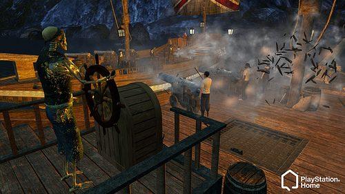 Aggiornamento PlayStation Home (4 Aprile 2012)
