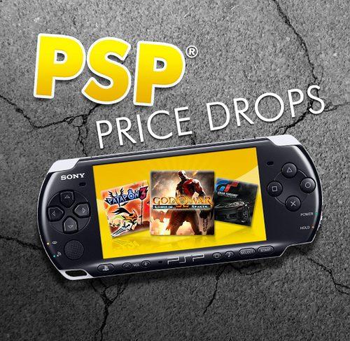 Tagli al prezzo dei giochi PSP su PlayStation Store