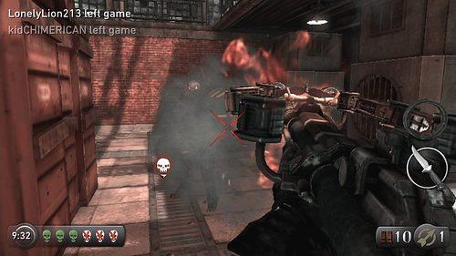 La nuova modalità Survival di Resistance: Burning Skies