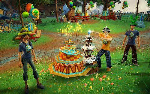 Free Realms compie tre anni – Unitevi ai festeggiamenti