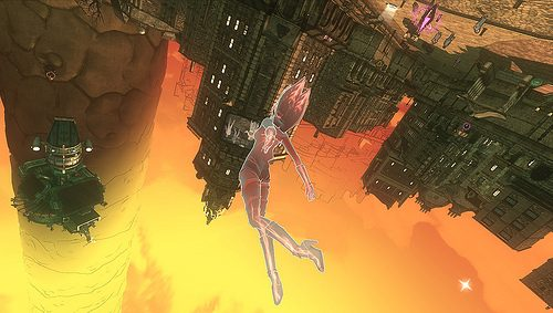 Gravity Rush e The Unfinished Swan all'E3 2012