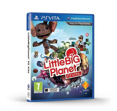 """LittleBigPlanet PS Vita Box Art e """"Dietro le quinte""""!"""