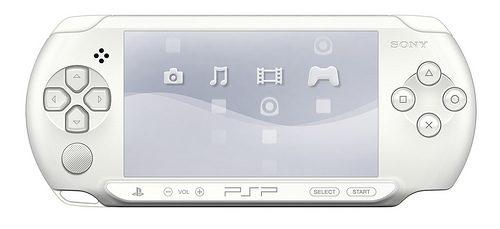 Arriva una fantastica estate con la nuovissima PSP-E1000 Ice White