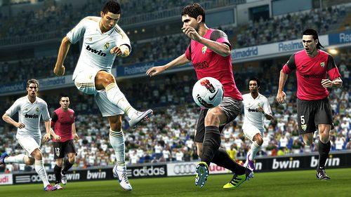 Primo sguardo a PES 2013 per PlayStation 3