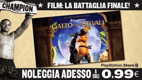 """The Movie Showdown: the winner is…""""Il Gatto con gli Stivali"""""""
