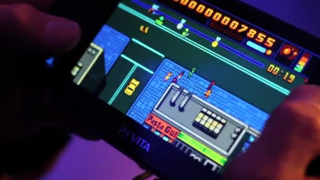 Preview di Retro City Rampage per PS3 e PS Vita