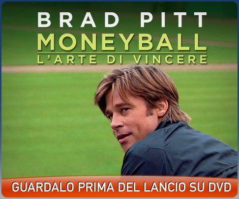 Moneyball su Video Unlimited: guardalo prima del DVD