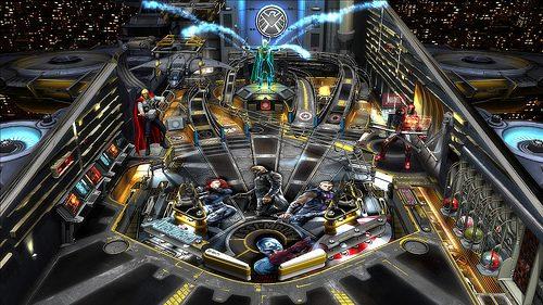 Marvel Pinball: Avengers Chronicles disponibile da questa settimana su PSN!