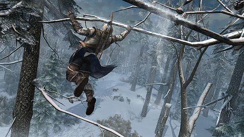 Assassin's Creed III e Assassin's Creed III: Liberation Sneak sotto i riflettori del gamescom