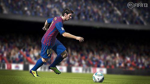 Intervista a David Rutter di EA SPORTS FIFA 13