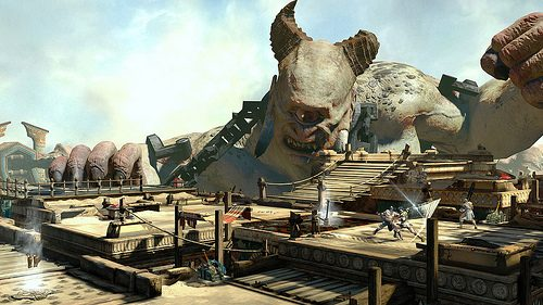 E3 2012: God of War: Ascension su PS3 il prossimo Marzo