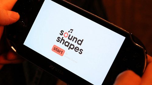 Sound Shapes arriva in Europa!