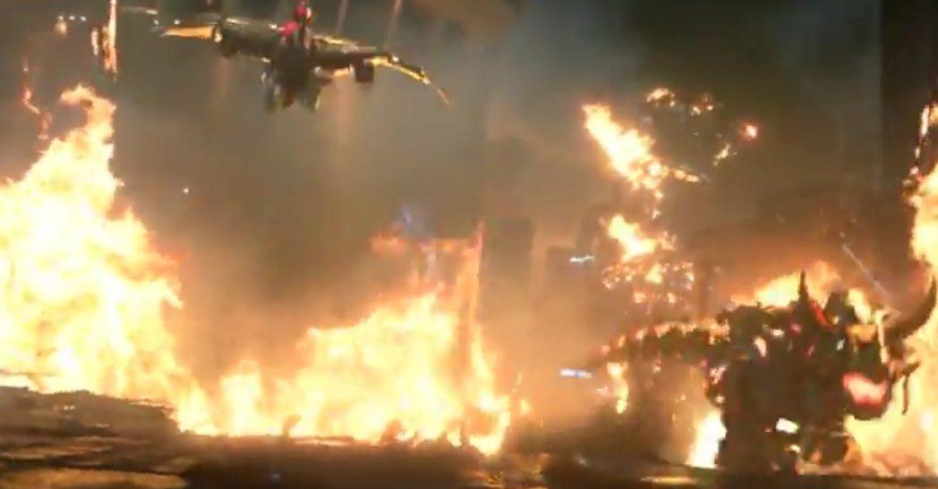 Transformers: Fall Of Cybertron all' E3 2012