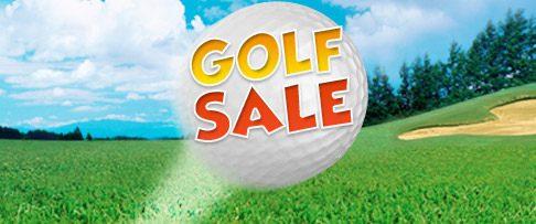 Che ne dite di un po' di golf questo Weekend?