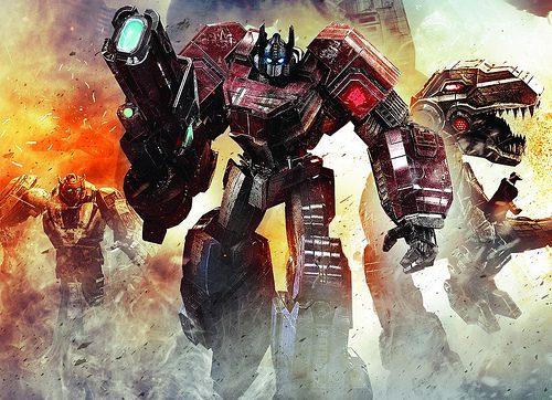 Scoprite Metroplex: il nuovo Trailer in esclusiva di Transformers: Fall of Cybertron