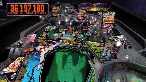 The Pinball Arcade approda oggi su PS3 e PS Vita in Europa