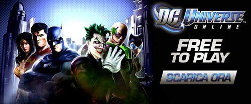 Sconti per DC Universe Online nel Marketplace