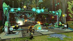 Tutto su Ratchet & Clank: QForce