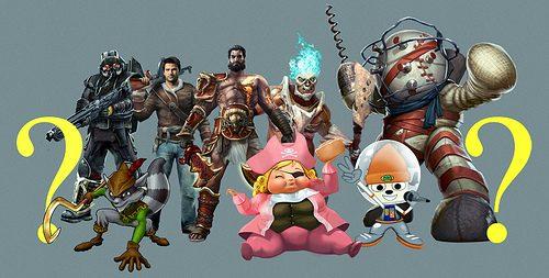 PlayStation All-Stars: i video delle strategie di Kratos e Radec