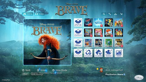 Un nuovo spazio dedicato a Disney sul PlayStation Store