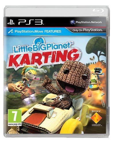 L'iscrizione alla beta di LittleBigPlanet Karting riapre per 24 ore!