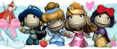 Pupazzi alla riscossa: in arrivo le prime Principesse Disney