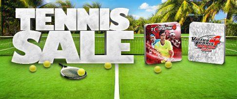 In occasione di Wimbledon, sconti PSN per gli amanti del Tennis!
