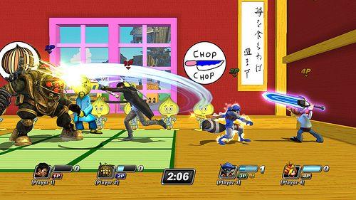 In arrivo la Beta pubblica di PlayStation All-Stars Battle Royale