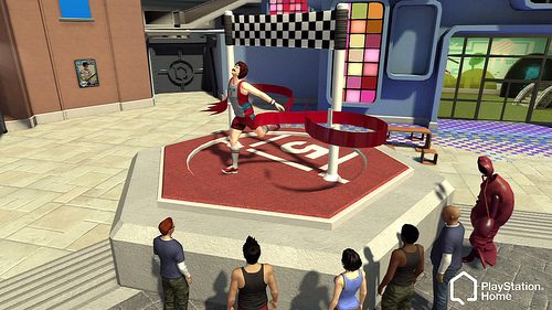 PlayStation Home: debutto live per Blueprint:Home