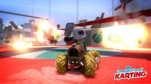 Il meglio della beta di LittleBigPlanet Karting