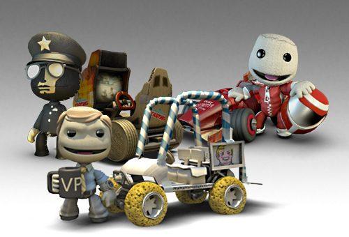 LittleBigPlanet Karting: Video della Game Jam  + bonus Pre-Order!