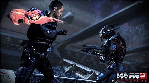 Il DLC Mass Effect 3: Leviathan è in arrivo domani sul PSN