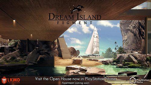 PlayStation Home: vita da spiaggia