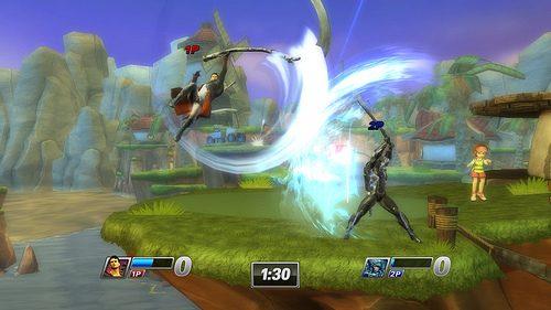 PlayStation All-Stars Battle Royale: Raiden si unisce alla lotta!