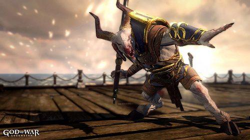 I Mostri di God of War: Ascension – Il Capitano dei Satiri