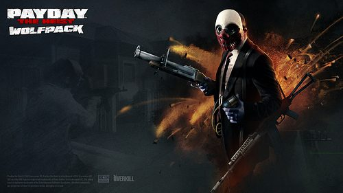 Payday: The Heist Wolfpack DLC disponibile su PSN
