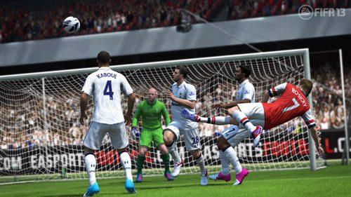Scendete in campo con la Demo di FIFA 13