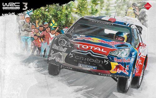 La demo di WRC 3 FIA World Rally Championship scalda i motori