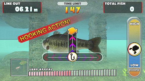 Let's Fish! Hooked On vuole catturare i giocatori di PS Vita!