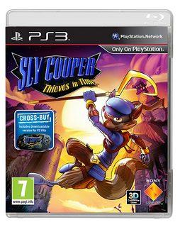 Sly Cooper: Thieves In Time a marzo su PS3 e PSN