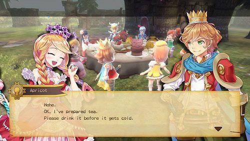 New Little King's Story fa il suo ingresso su PS Vita oggi