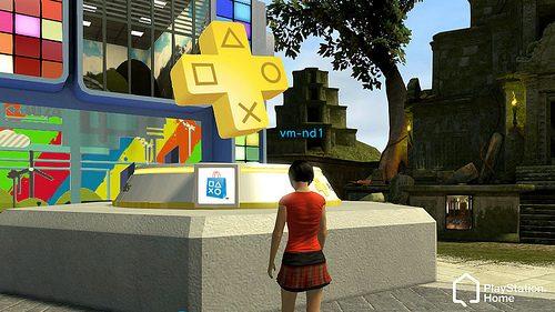 PlayStation Home: grandi affari con PlayStation Plus