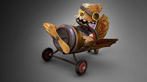 Vi presentiamo The Hoard di LittleBigPlanet Karting