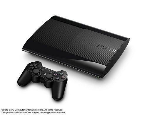 PS3 diventa più piccola e leggera