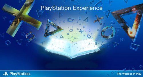 Partecipa anche tu a PlayStation Experience!