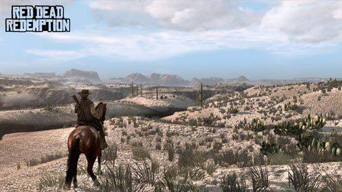 Focus on Red Dead Redemption