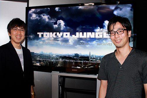 TOKYO JUNGLE: i retroscena del più eccentrico gioco d'azione del 2012