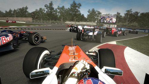 La demo di F1 2012 scende in pista domani